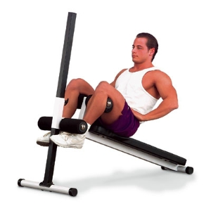 Body Solid Pro Style Ab Board