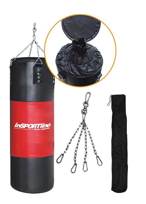 Boxsäck 40-80 kg Svart/Röd