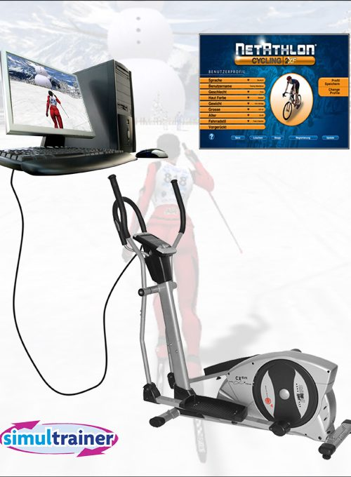 Crosstrainer CX6 VR