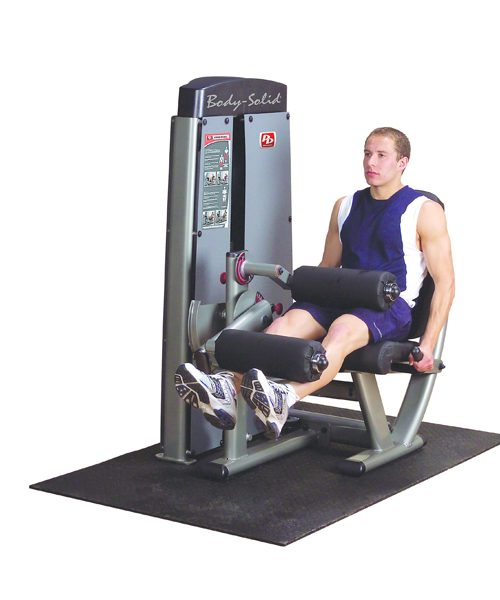DLEC-SF Body-Solid Pro-Dual Leg Extension