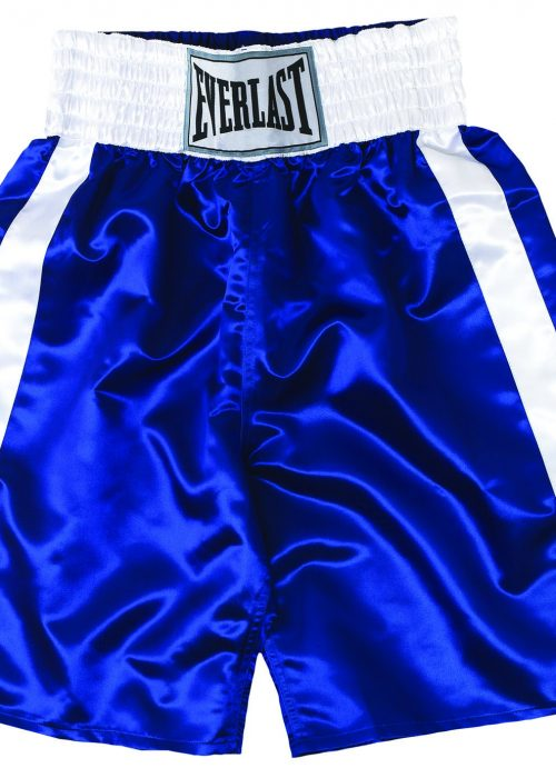 EVERLAST Pro Boxing Trunks Blue Large