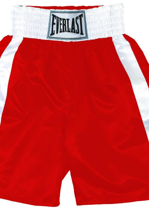 EVERLAST Pro Boxing Trunks Red Medium