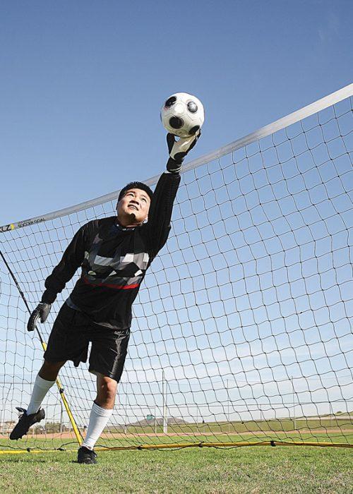 Fotbollsmål SKLZ Quickster 360x180 cm