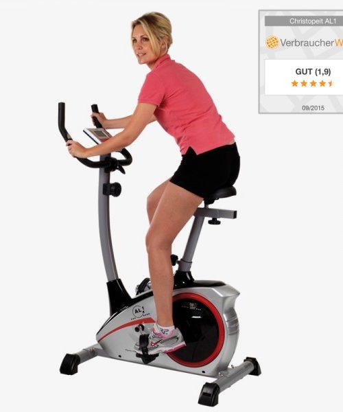 Motionscykel AL1 Grå