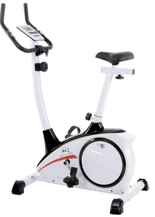 Motionscykel AL1 Vit