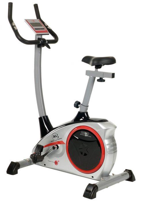 Motionscykel AL2 ** Bäst i Test ** Grå