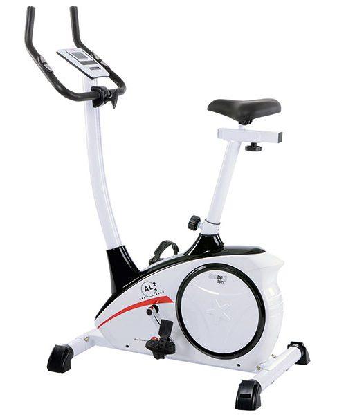 Motionscykel AL2 ** Bäst i Test ** Vit