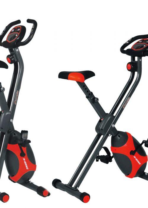 X-Bike hopfällbar motionscykel