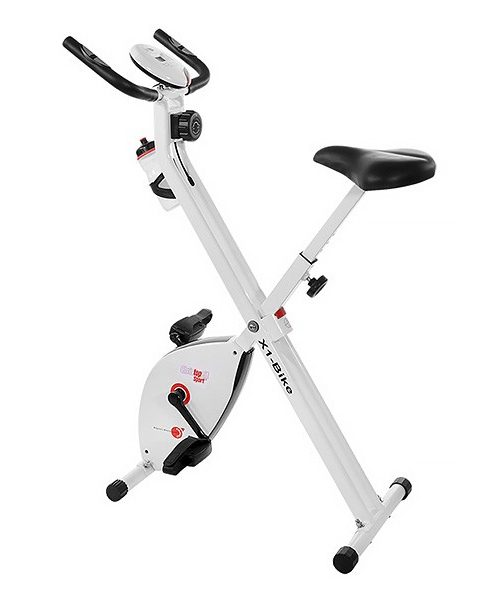 X1 hopfällbar motionscykel