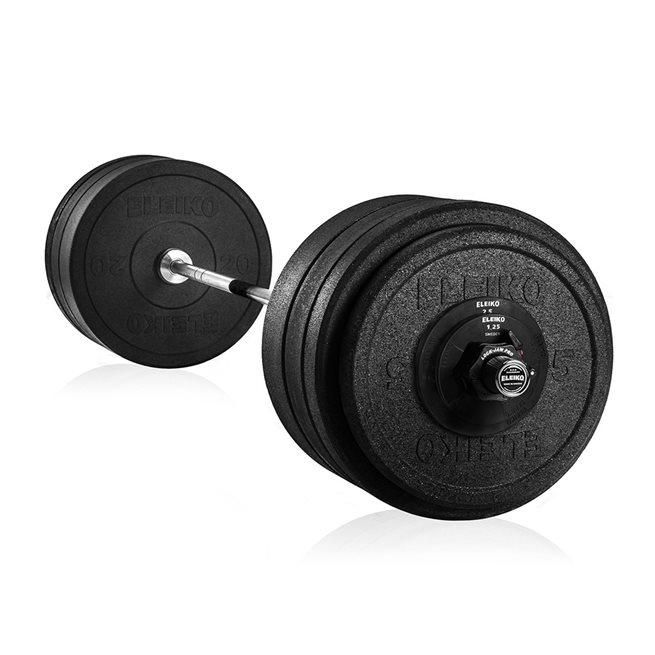 Eleiko XF set - 128 kg e1c70d44d1e73