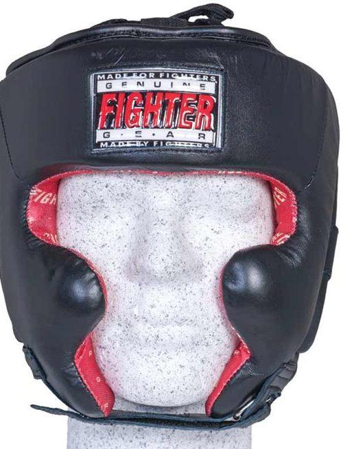 Fighter Huvudskydd Sparring
