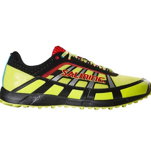 Salming Trail T2 M Safety Yellow/Black