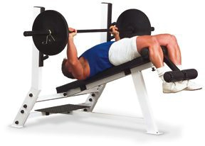 Body Solid Decline Olympic Bench