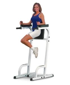 Body Solid Vertical Knee Raise _2 in 1_