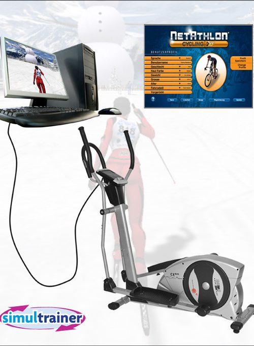Crosstrainer CX6 VR