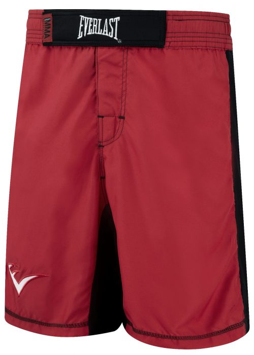 Everlast MMA Fight Trunks Red Large