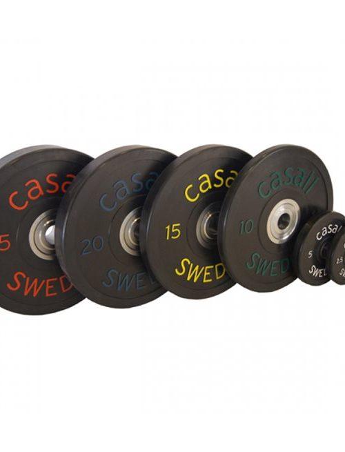 Casall Pro Weight Bumper Plate Elite