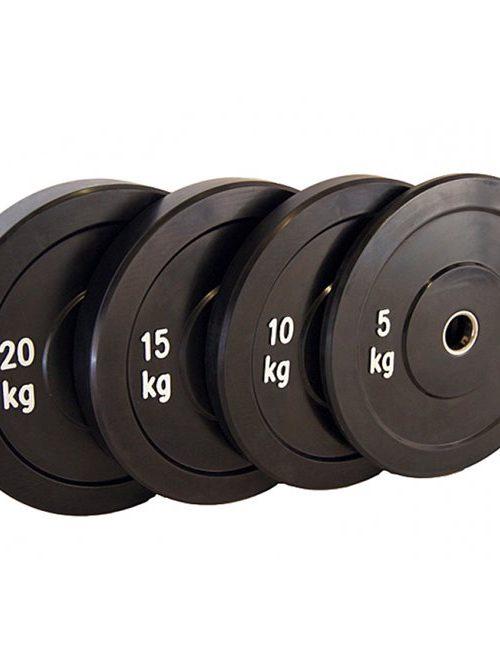 Casall Pro Weight Bumper Plate Rubber