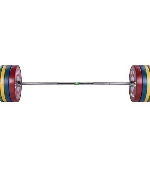 Eleiko IPC Powerlifting Competition Set - 190.5 kg