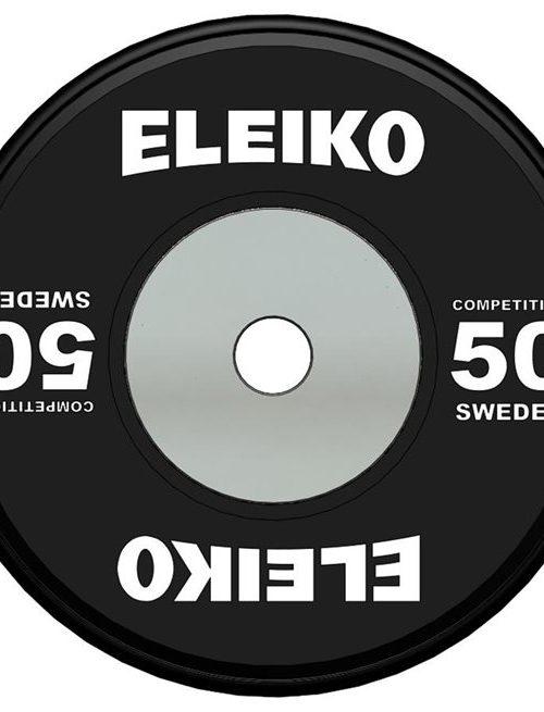 Eleiko IPC Powerlifting Disc - 50 kg