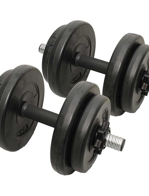 Nordic Vinyl Dumbbell Set