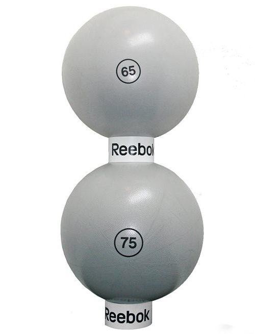 Reebok Fšrvaringsringar till gymball