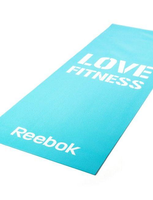 Reebok Mat Fitness Blue Love