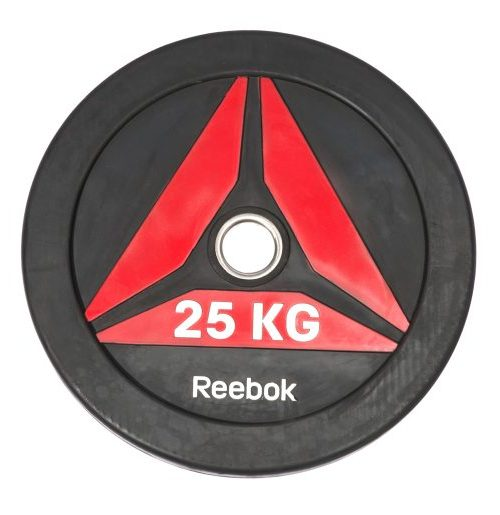 Reebok Bumper Plate 25 kg