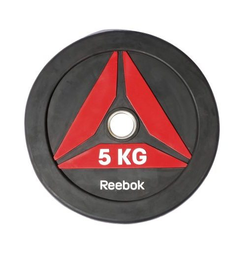 Reebok Bumper Plate 5 kg