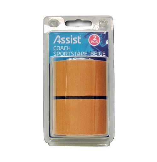 Assist Coach Sportstape 2-pk